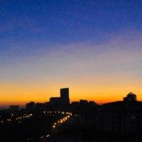 Saigon at Dawn