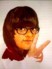 Artwork by Trang