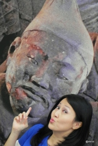 Ekrist n Terracotta Warrior