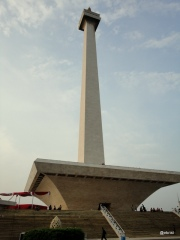 MONAS Monumen Nasional or National Monument in Jakarta - Copy